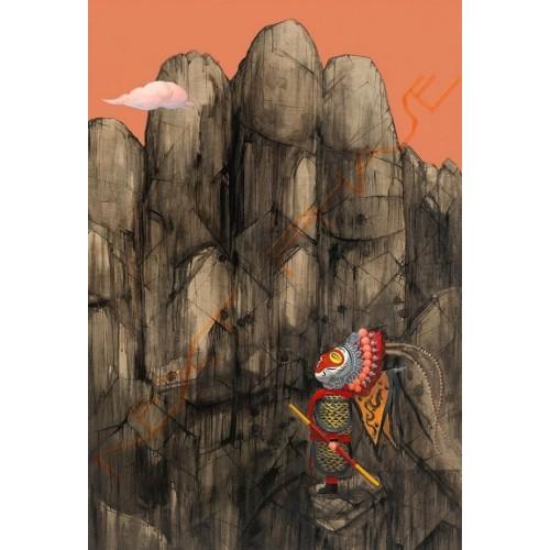 MONKEY KING (5 ELEMENT MOUNTAIN)