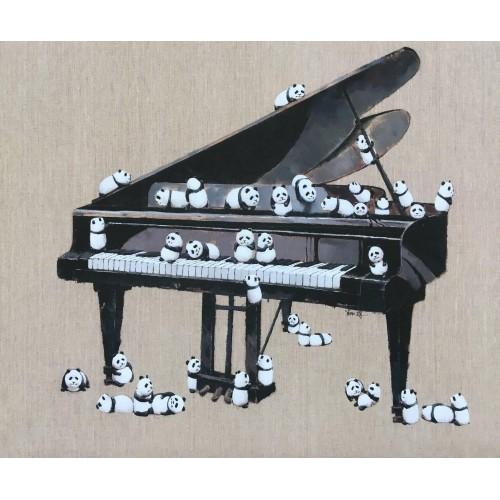 BABY PANDA - PIANO