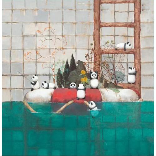 BABY PANDA - FLOAT